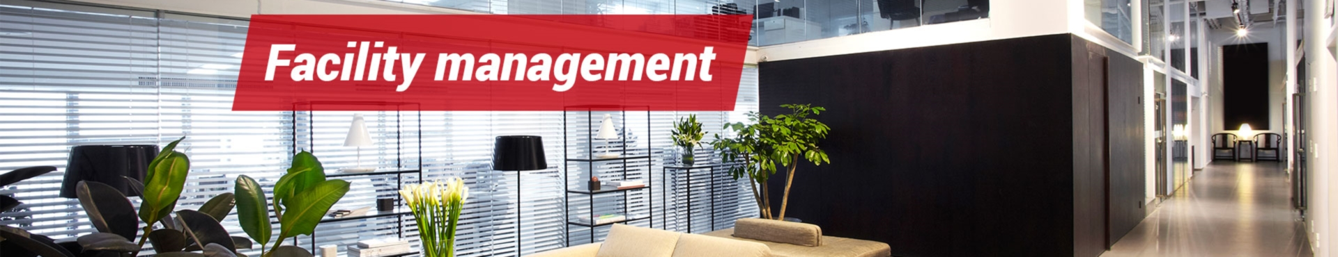'Facility management
